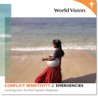 Conflict Sensitivity in Emergencies
