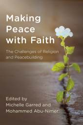 Making Peace with Faith cover